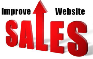 Improve Website Sales