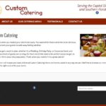Custom Catering Home